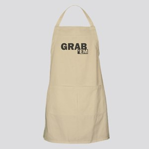 Grab Em By The Pussy Donald Trump Funny Apron