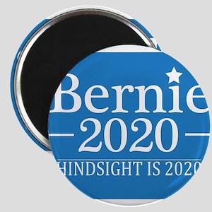 Bernie Sanders Hindsight is 2020 Magnets
