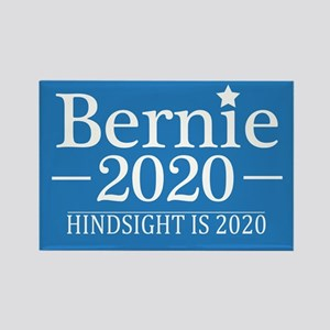 Bernie Sanders Hindsight is 2020 Magnets