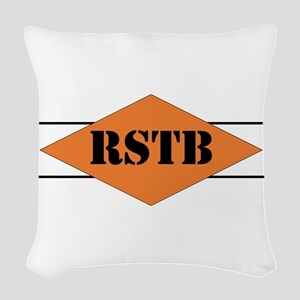 NCO, Regimental Special Troops Woven Throw Pillow