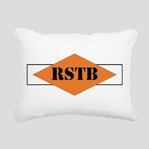 NCO, Regimental Special Rectangular Canvas Pillow