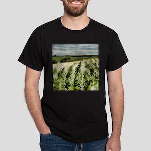 Iowa Corn Field Dark T-Shirt