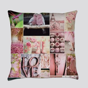 Love of Pink Everyday Pillow