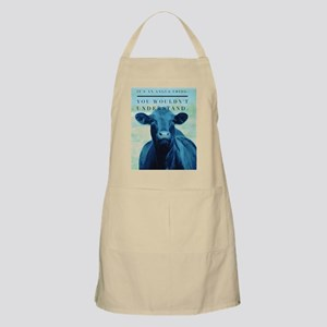 Angus it's an Angus Thing Apron