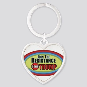 Resist Trump Keychains