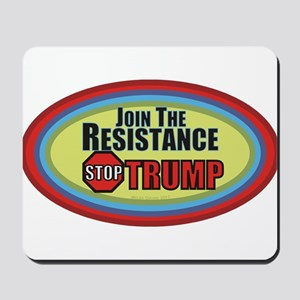 Resist Trump Mousepad