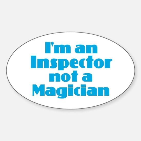 Inspector Decal