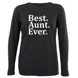 Best aunt ever Long Sleeve