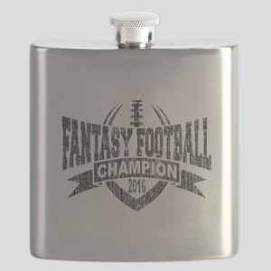 2016 Fantasy Football Champion Football V Ou Flask