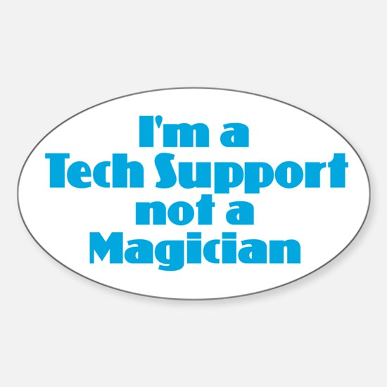 Tech Support Decal