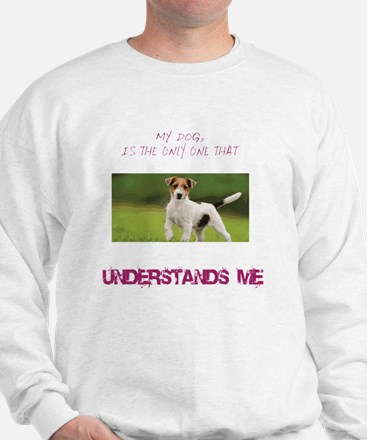 Unique Jack russell terrier Sweatshirt