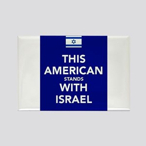 Stand with Israel Magnets