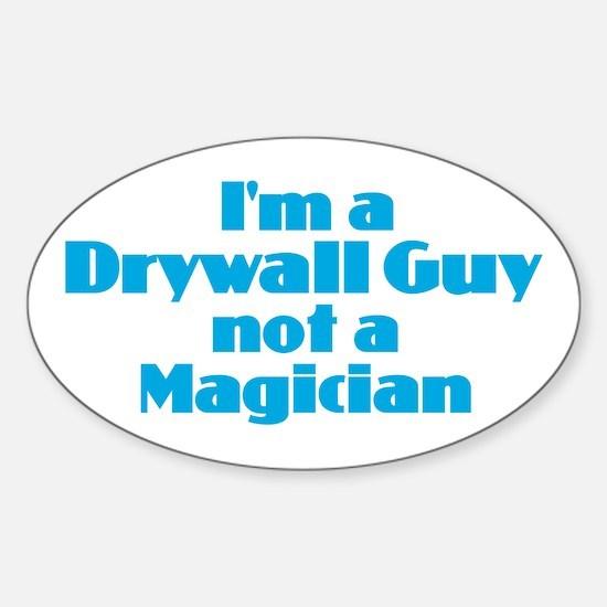 Drywall Guy Decal