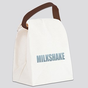 Milkshake Canvas Lunch Bag