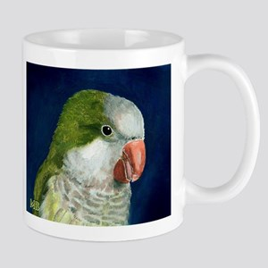 Green Quaker Mugs