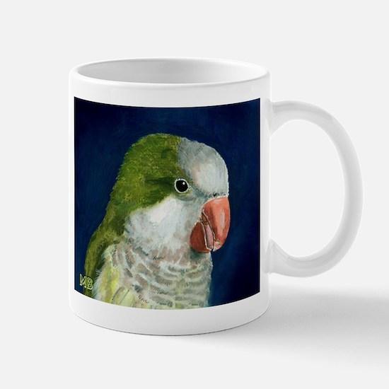 Green Quaker Mugs