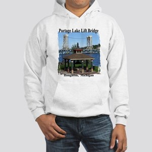 Portage Lake Bridge Sweatshirt