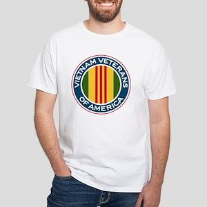 VVA White T-Shirt