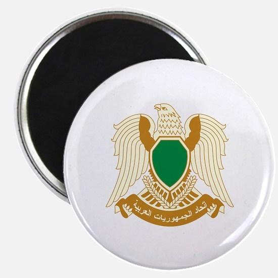 Funny Libya Magnet