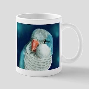 Blue Quaker Mugs
