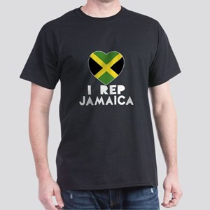I Rep Jamaica Country Dark T-Shirt