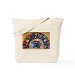 The Lei Crime Series Tote Bag