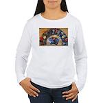 The Lei Crime Series Long Sleeve T-Shirt