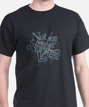 Funny Wander are lost T-Shirt
