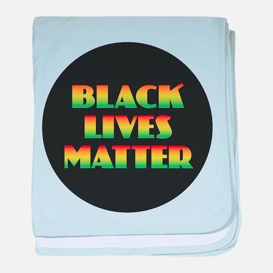 Black Lives Matter baby blanket