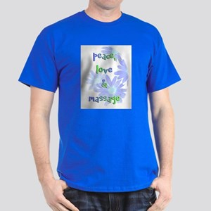Peace, Love and Massage T-Shirt