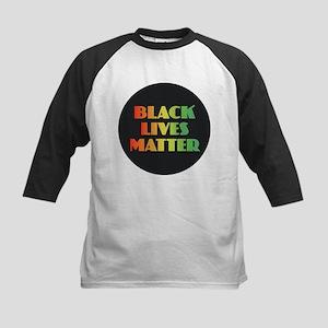 Black Lives Matter Baseball Jersey