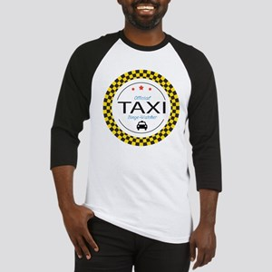 Taxi TV Binge Watcher Baseball Jersey