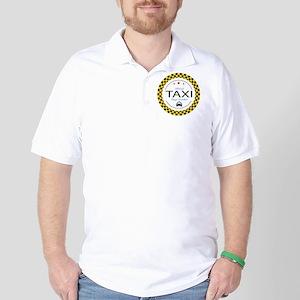 Taxi TV Binge Watcher Golf Shirt