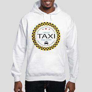 Taxi TV Binge Watcher Hooded Sweatshirt