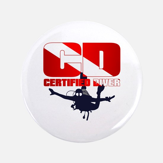 CD Certified Diver Button