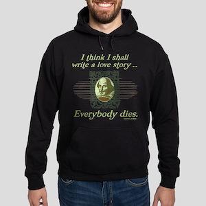 Shakespeare Love Story Sweatshirt