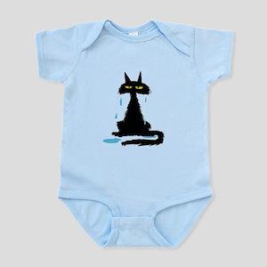 wet cat Body Suit