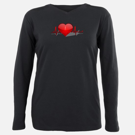 heart bea T-Shirt
