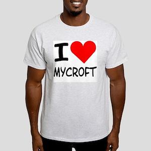 I Heart Mycroft - Sherlock T-Shirt