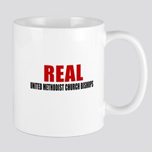 Real United Methodist Church Bishops Mug