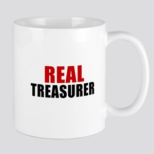 Real Treasurer Mug
