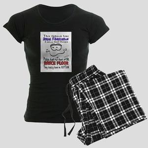Atrial Fib Dancing Pajamas