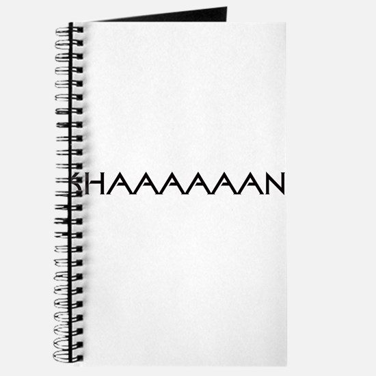 Khaaaaaan! Journal