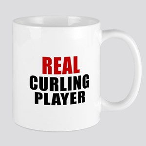 Real Curling Mug