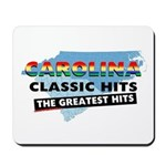 Carolina Classic Hits Mousepad (white)