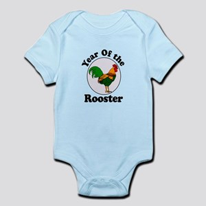 Year of the Rooster Body Suit