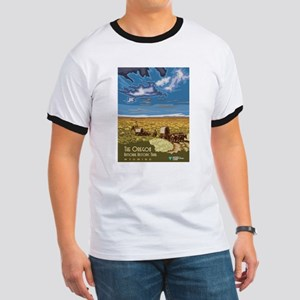 Vintage poster - The Oregon Trail T-Shirt