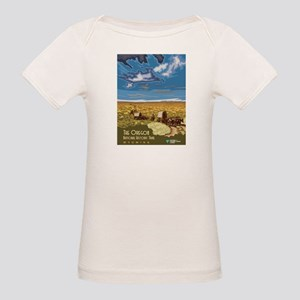 000c2d514 Oregon Trail Pioneers Organic Baby T-Shirts - CafePress