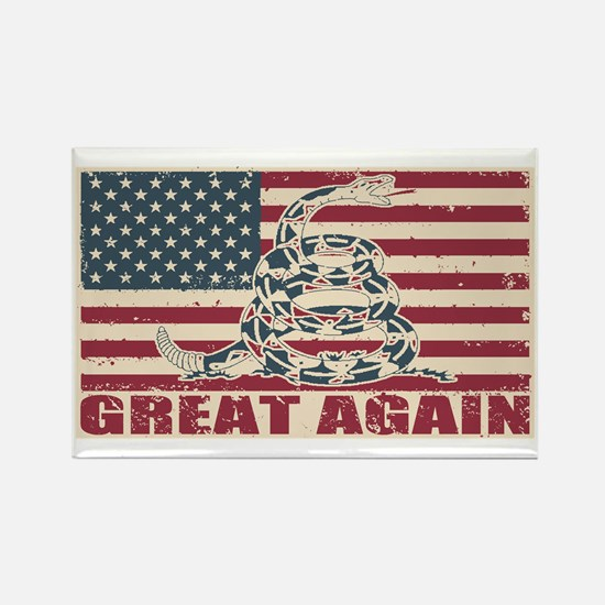 Great Again Flag Magnets