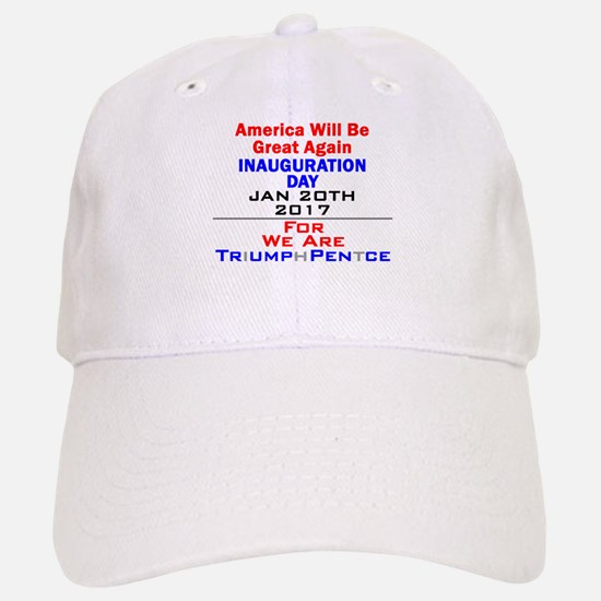 Trump Baseball Baseball Cap